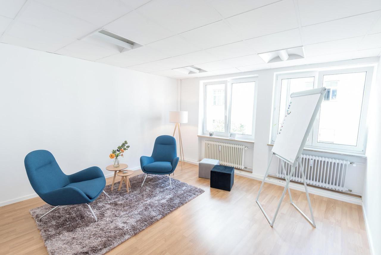 München workshop spaces Meetingraum Coaching-Room Lehel image 0