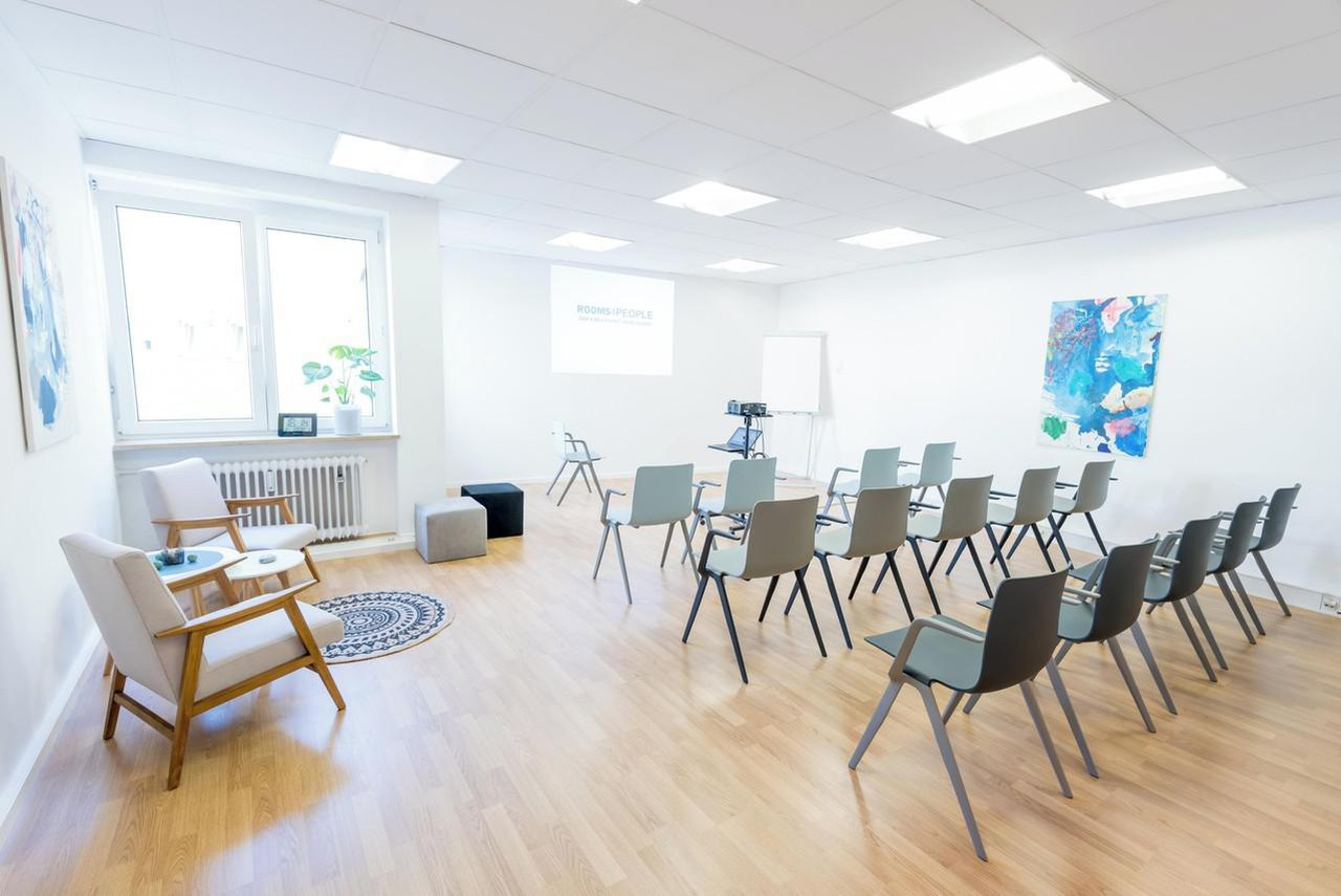 Munich training rooms Meeting room Workshop room Isar image 0