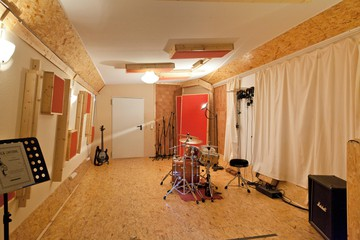 Bremen Tonstudio Tonstudio Tonstudio und Schlagzeugschule Krumme Klänge image 6