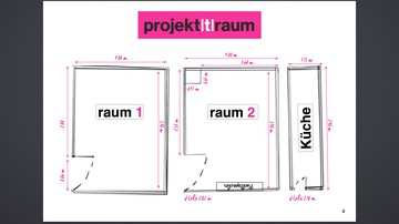 Hamburg Seminar Room Atelier projekt|t|raum Hamburg Neustadt image 7