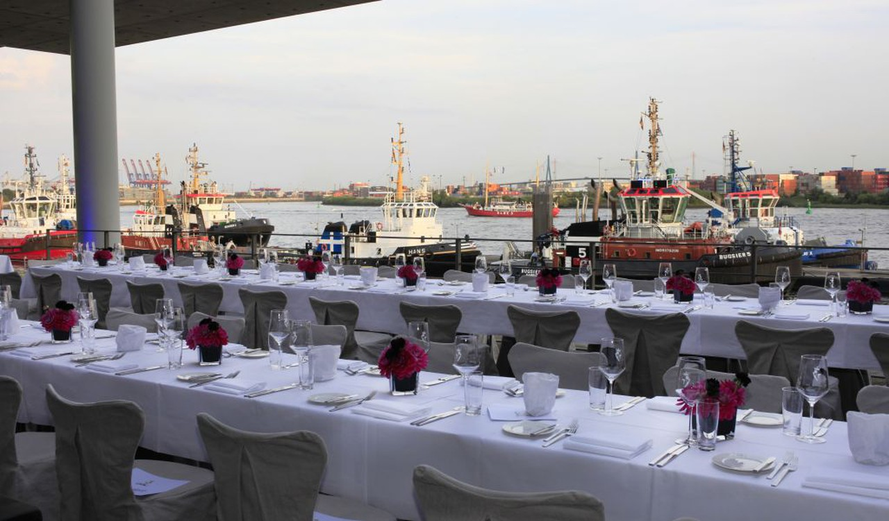 Hamburg Eventlocation  Edel-Terrasse image 2