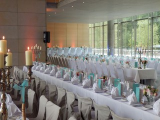 Hamburg Eventlocation  Foyer mit Elbblick image 1