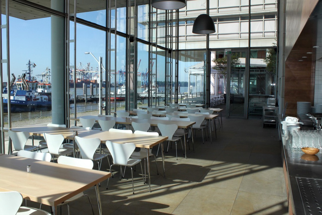 Hamburg Eventlocation  Elbblick-Kantine image 0