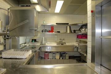 Hamburg   Restaurantküche mit Elbblick image 5