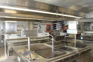 Hamburg   Restaurantküche mit Elbblick image 0