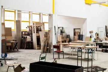 Berlin Werkstatt  Woodboom image 1