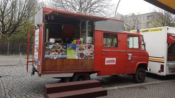 Berlin  Küche Food Truck image 0
