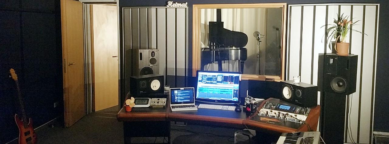Berlin Tonstudio Tonstudio Studio 1058 image 6