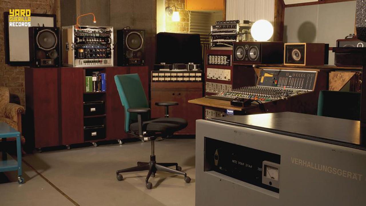 Berlin Tonstudio Tonstudio YARD GUERILLA STUDIO image 0