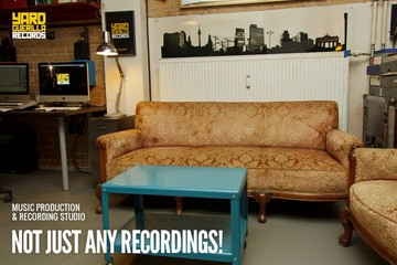 Berlin Tonstudio  YARD GUERILLA RECORDS image 4