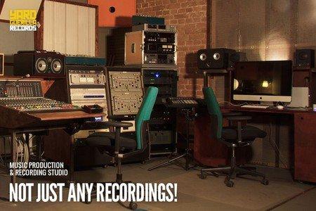Berlin Tonstudio  YARD GUERILLA RECORDS image 0