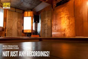 Berlin Tonstudio  YARD GUERILLA RECORDS image 1