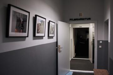 Berlin  Tonstudio Filmgarnitur image 1