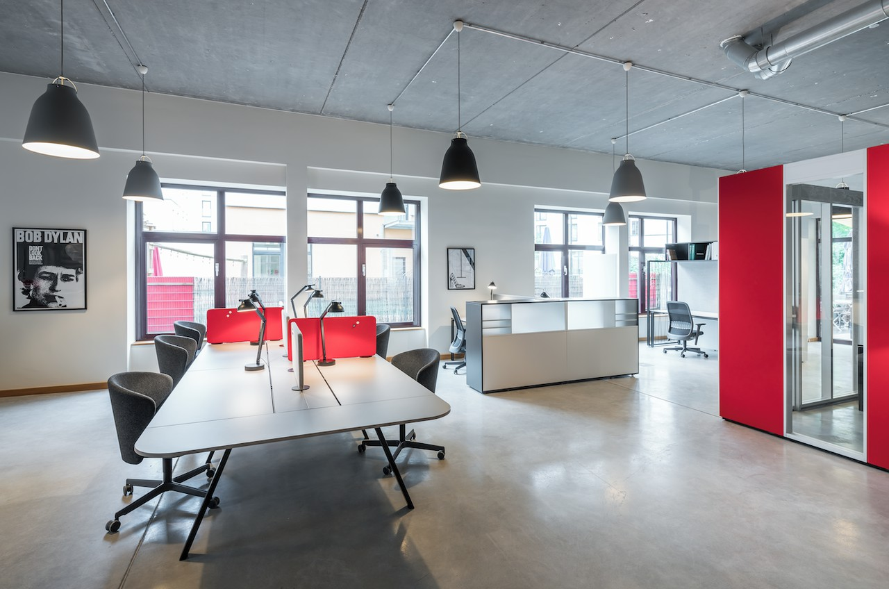 Rest der Welt  Coworking CoWorking by ipartment image 3