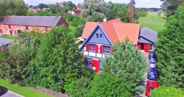 Rest of the World  Küche Fachwerkhaus am Karpfenteich Eventküche image 0