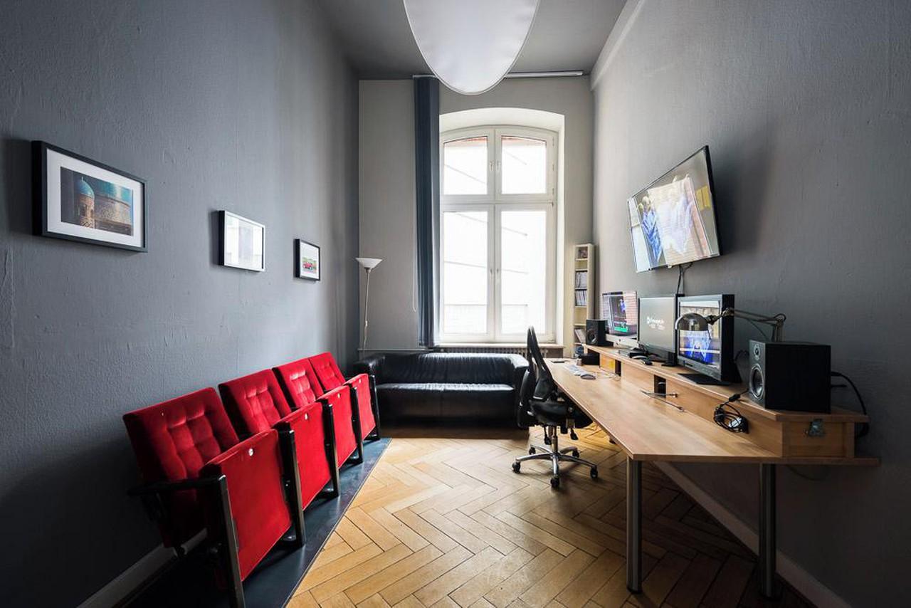 Hamburg  Schnittstudio Schnittraum image 0