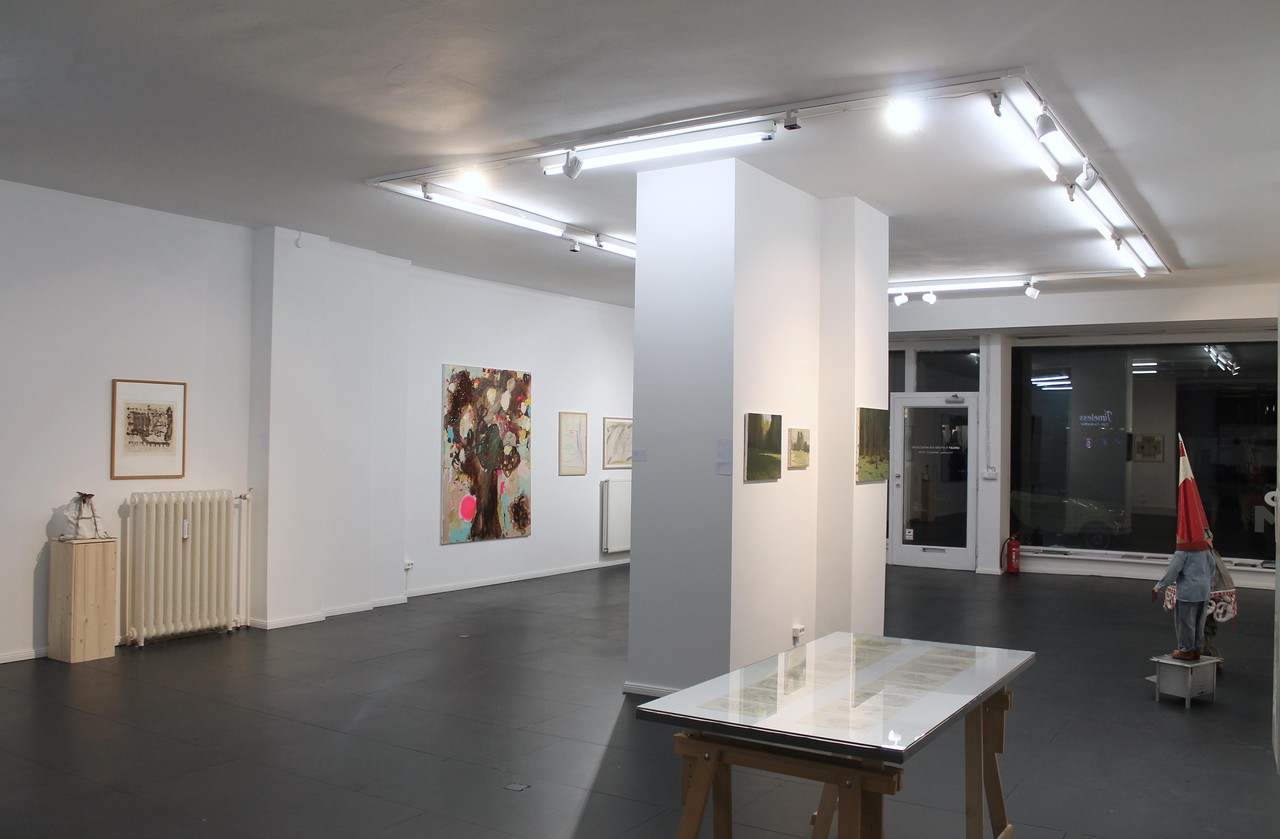 Berlin  Galerie Circle1 Gallery. Platform for Art & Culture image 0