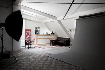 Berlin  Fotostudio WE Studio 2 - BLACK ROOM image 3