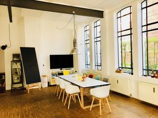 Hamburg  Eventraum Hinterhof-Loft image 12