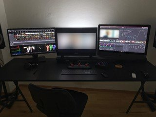 Rest der Welt  Schnittstudio Coeur Noir Editing Suite image 2