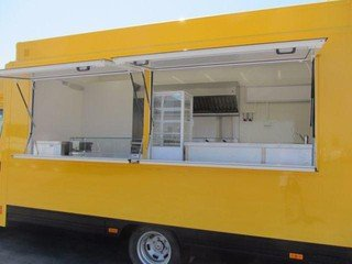 Berlin  Küche FoodTruck image 6