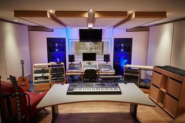 Hamburg Tonstudio Tonstudio Studio Longboard image 1