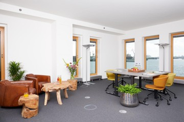 Hamburg Seminarraum Eventraum Lounge image 6