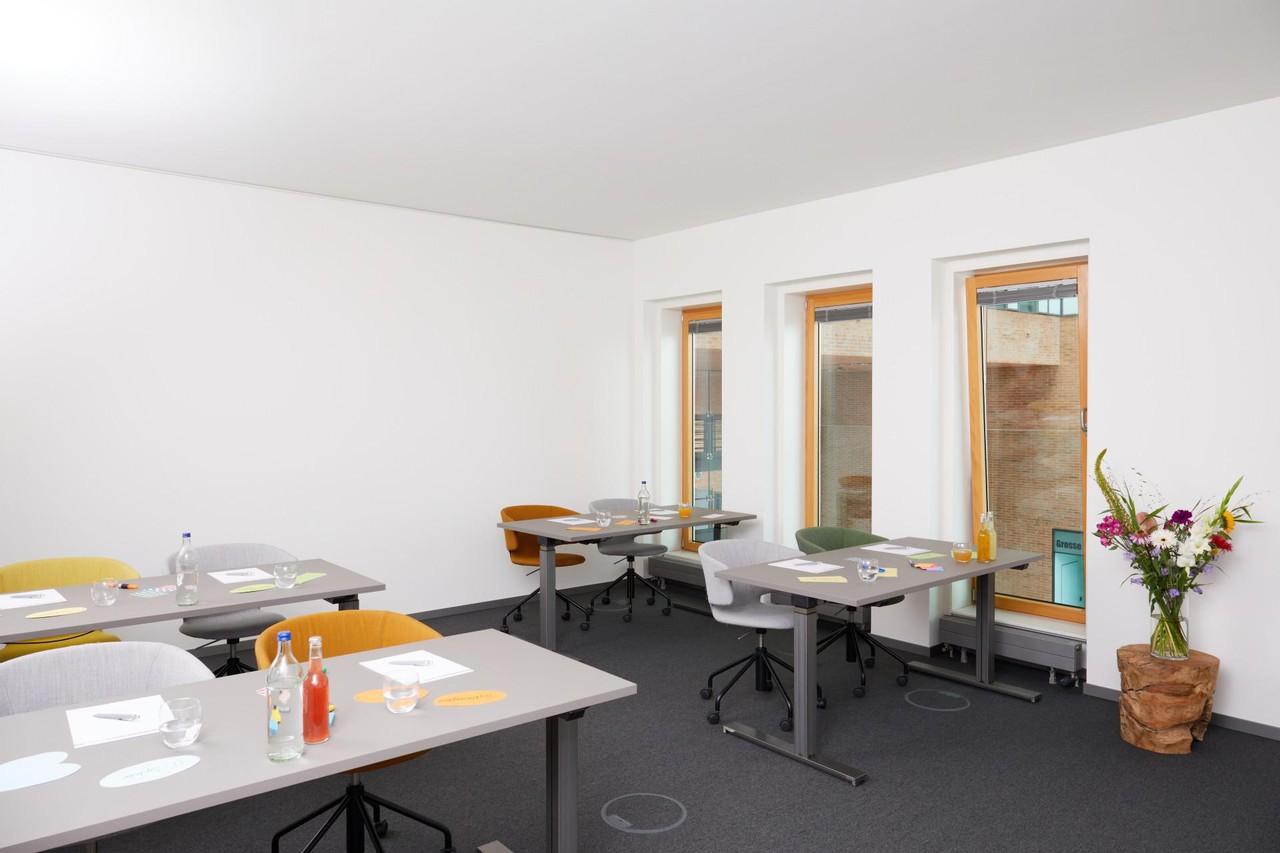 Hamburg Seminarraum Eventraum Atrium image 4