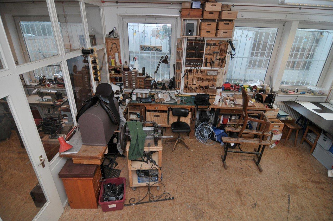 Bremen  Werkstatt Gemeinschafts-Werkstatt image 1