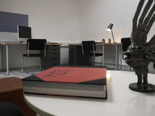 Berlin  Büroraum Rummelsburg Studios image 6