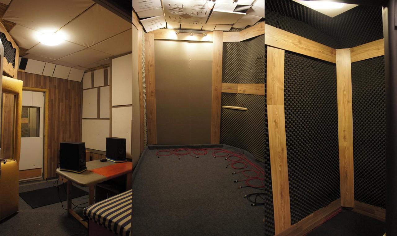 Rest der Welt  Tonstudio P3 Mini Studio image 0
