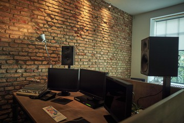 Rest of the World  Schnittstudio Edit suite in the heart of Munich image 1