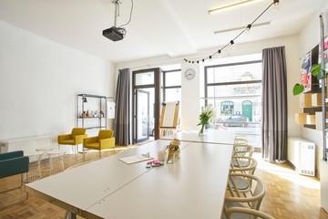 Rest der Welt Seminarraum Atelier silberfabrik-Kreativ Location in München image 14