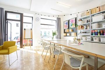 Rest der Welt Seminarraum Atelier silberfabrik-Kreativ Location in München image 0