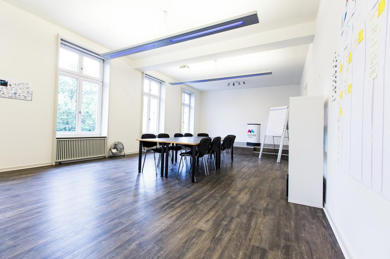 Dortmund Seminarraum Büroraum Eventflächen der Ministry Group image 0