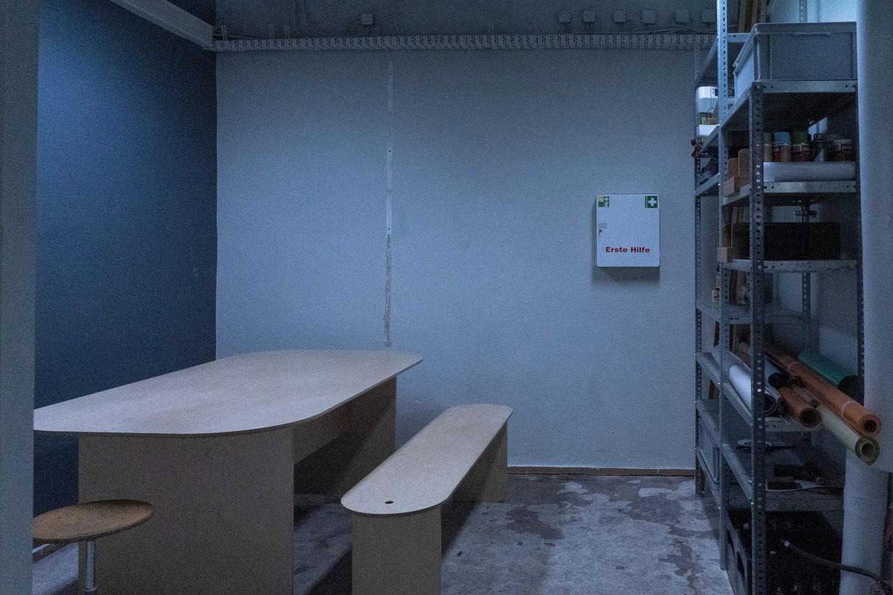 Berlin  Werkstatt Der Workshopraum image 0