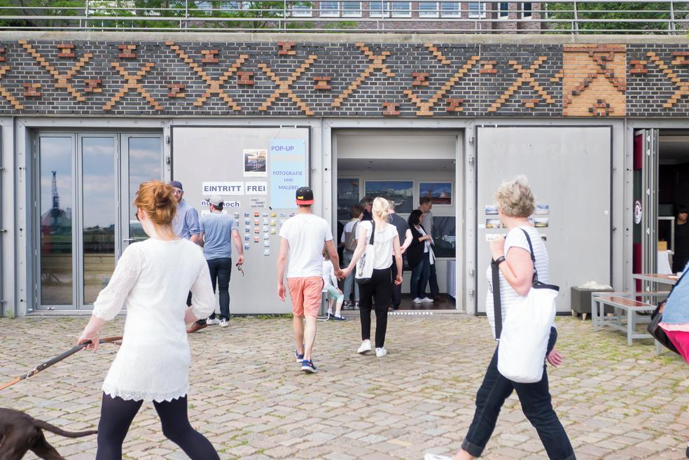 Hamburg Event Location Eventraum Hafenbox image 7
