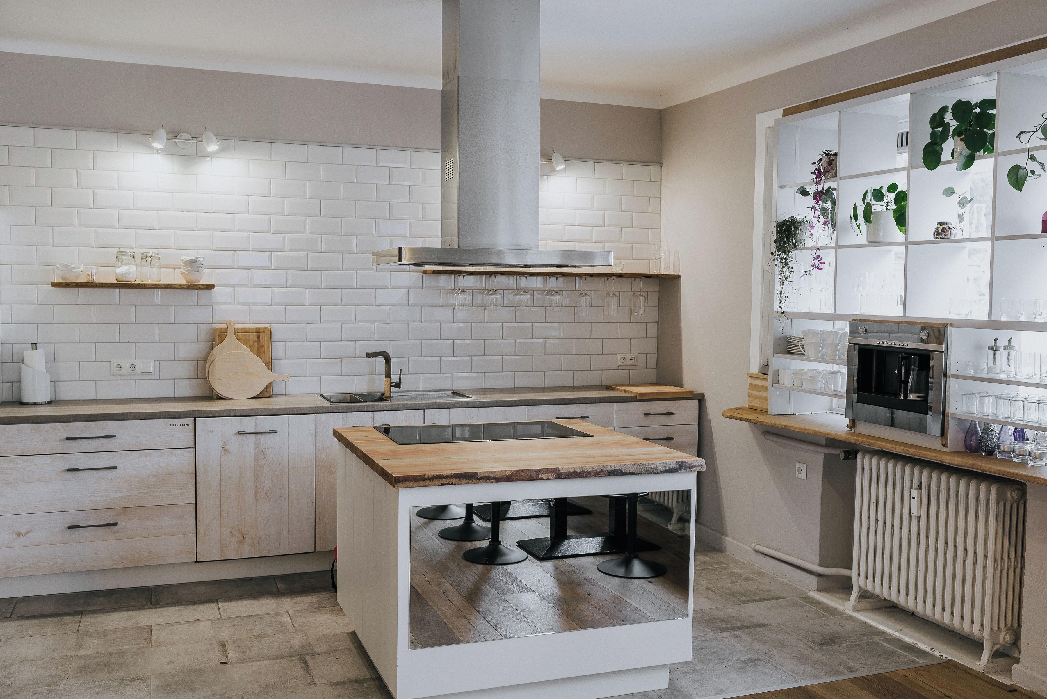 Hamburg Küche Küche El Rincón Kochstudio image 1