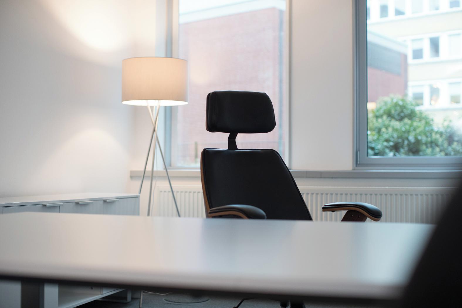 Hamburg  Büroraum Meeting Space