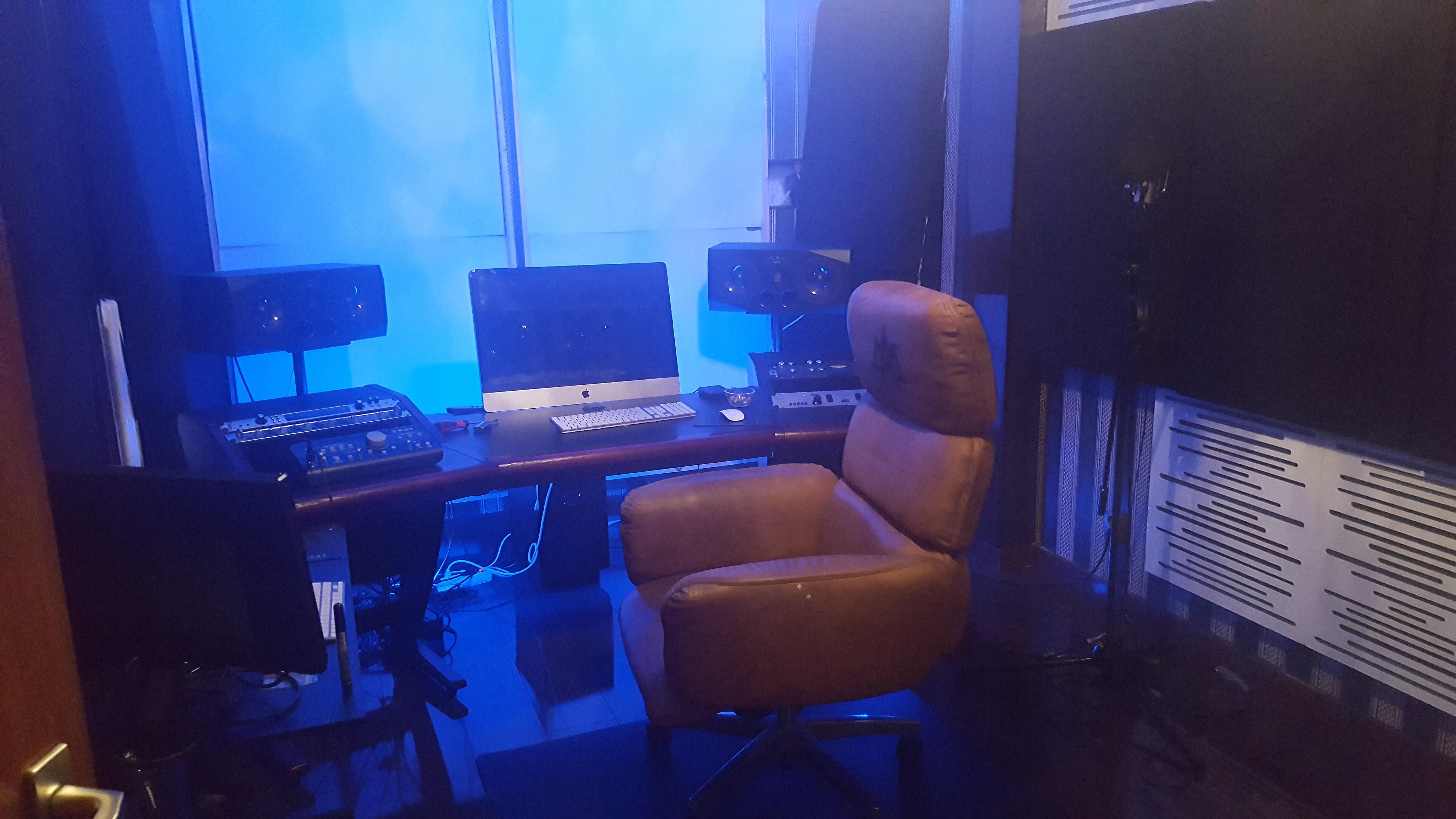 Berlin  Tonstudio Masterpiece Studio image 0