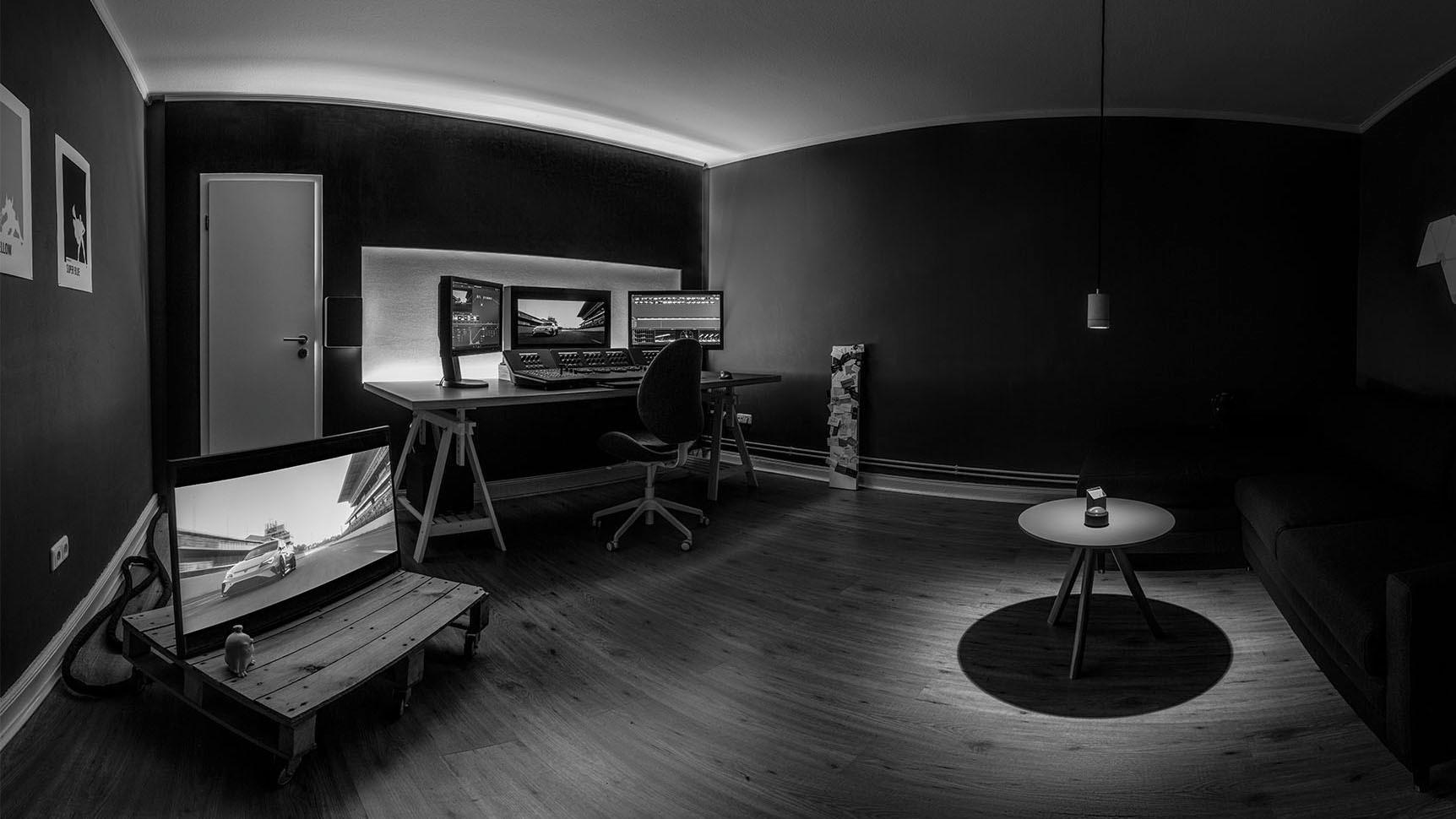 Hamburg  Schnittstudio Color Grading / Finishing Suite image 4