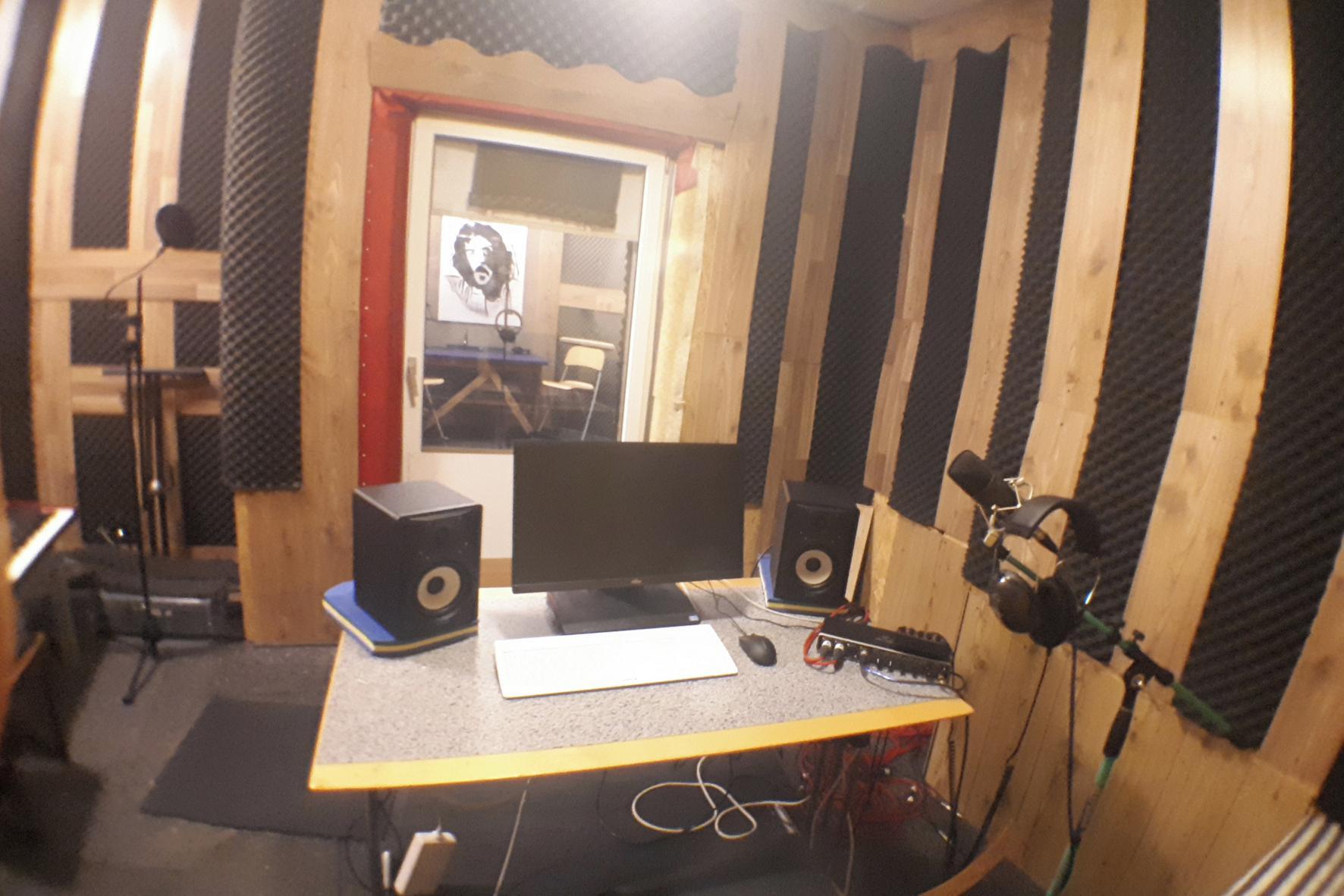 Berlin Tonstudio Tonstudio P3 Mini Studio image 4