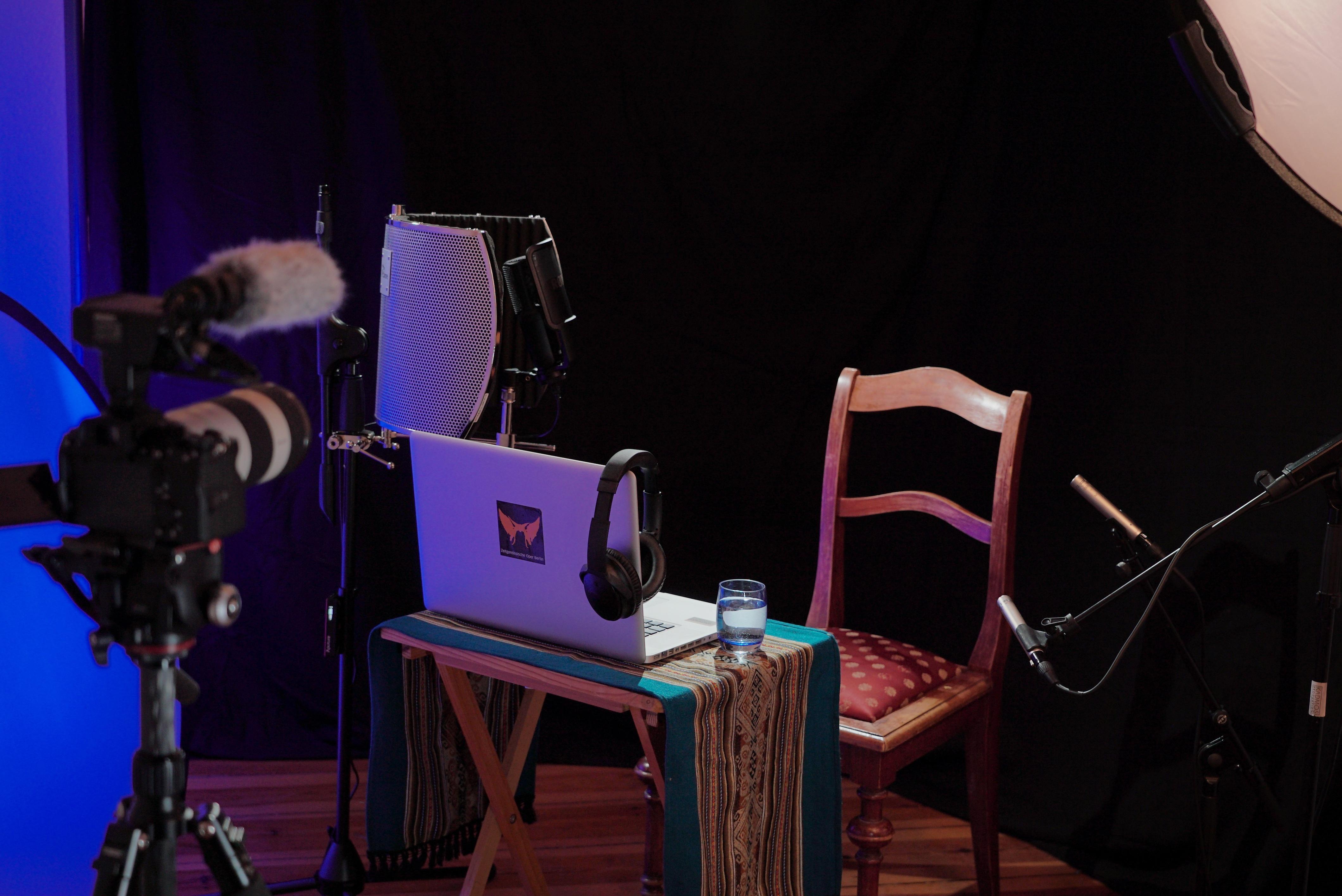 Berlin  Filmstudio Blackbox Studio Mini in Mitte image 1